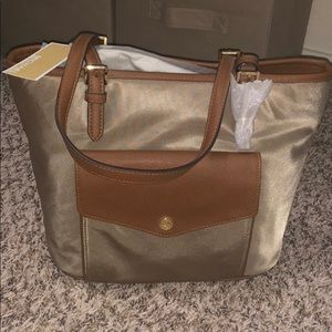 Brand new MK tote with tags!